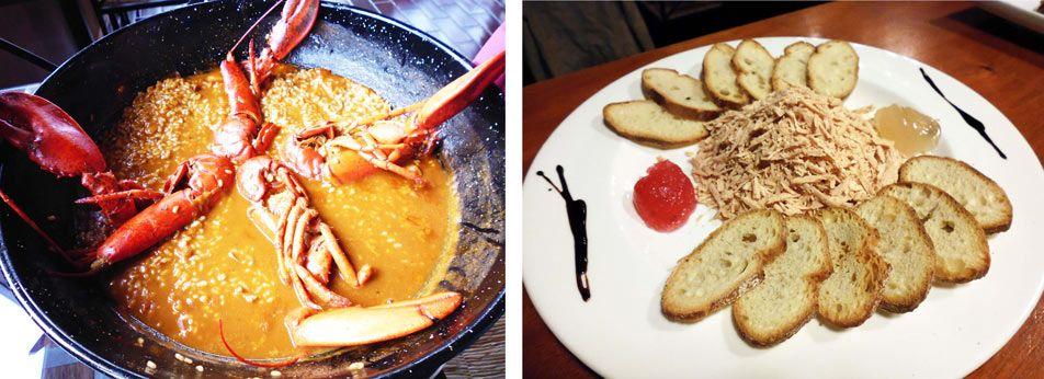 Restaurant_PortMassaluca_Ebro_Bogavante_VirutasFoie