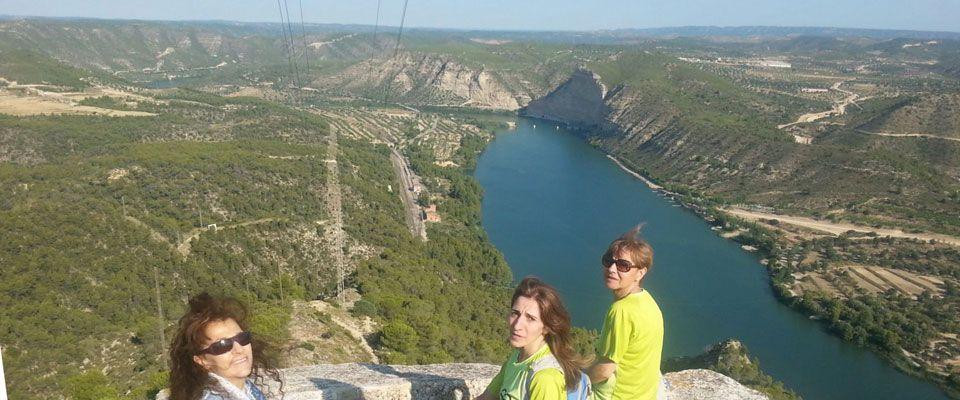 rutas de senderismo en los alrededores del camping portmassaluca